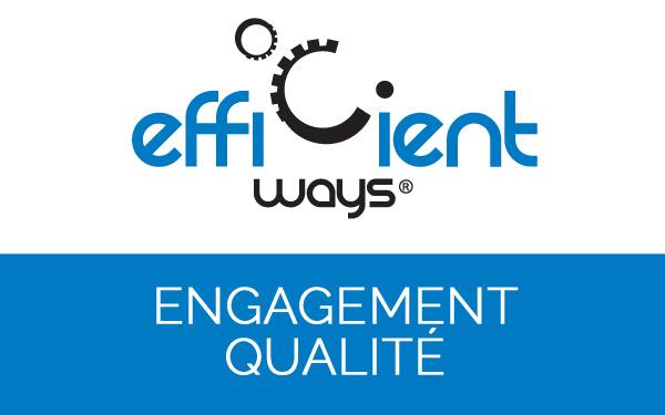 Efficient Ways Academy® : réclamations et amélioration continue.
